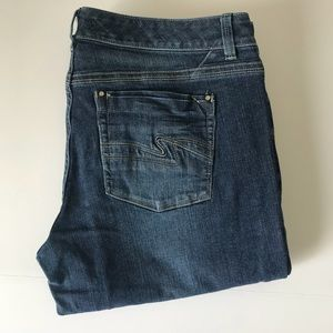 WHBM Bootcut Jeans - Size 14R